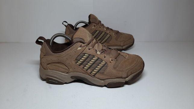 39р,стелька25см,Замшевые кроссовки,винтаж Adidas (Адидас) Barracks 2