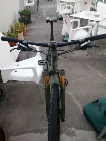 Bicicleta roda 27,5 focus