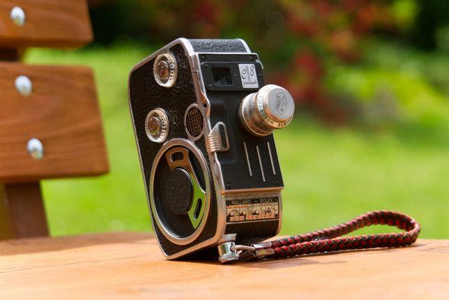 Kamera Paillard Bolex e8 - antyk