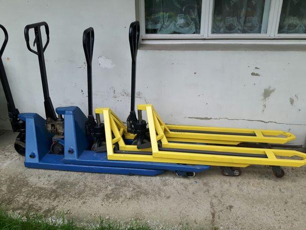 Wózki paletowe - paleciaki - sto procent sprawne!!
