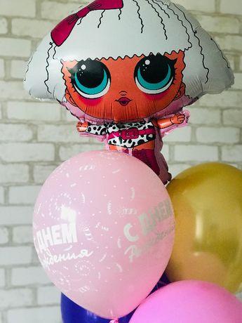 Кукла, лялька ЛОЛ, LOL шарик