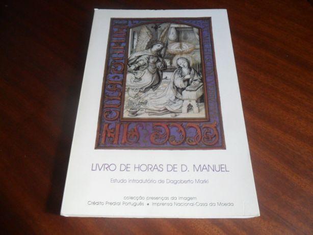 """""""Livro de Horas de D. Manuel"""" Estudo Introdutório dr Dagoberto Markl"""