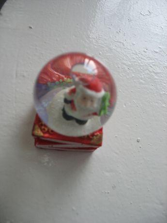 новогодняя статуэтка шар