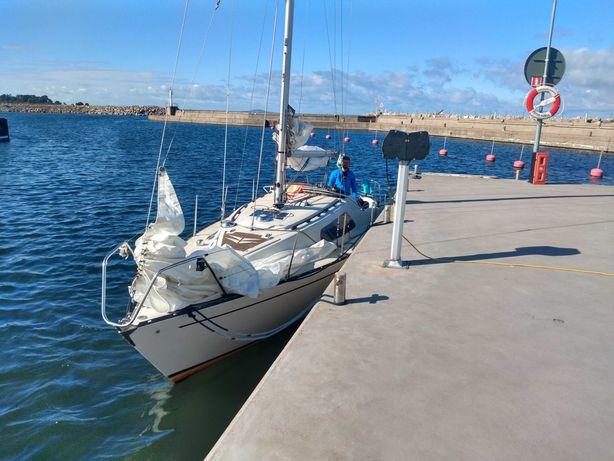 Jacht morski Compis 28