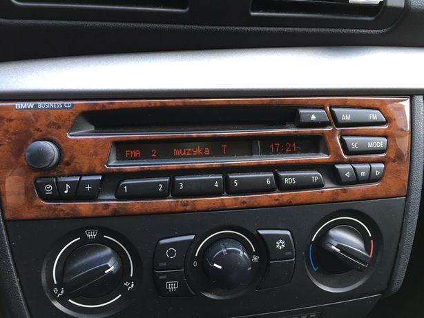 Radio BMW E87,E90,E91,E82,E81 oryginalne