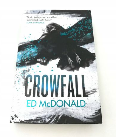 Crowfall The Raven's Mark Book Three