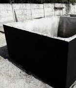Szamba betonowe, zbiorniki na deszczówkę.Zbiornik betonowy na szambo.