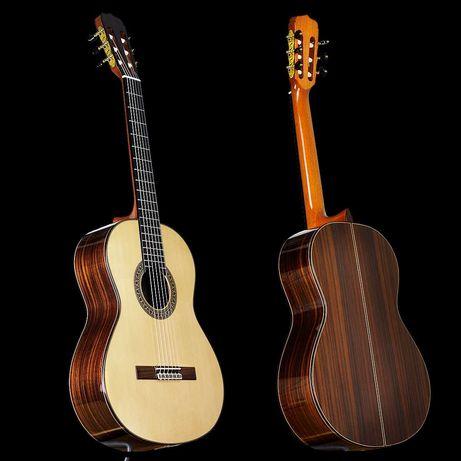 Jose Ramirez Estudio 2 AB gitara klasyczna (2021, SN: 105)