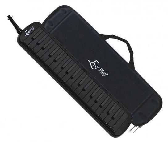 Melodyka Ever play M37A-6BK black z futerałem