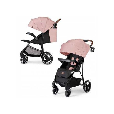Spacerówka wózek spacerowy Kinderkraft CRUISER LX Różowy Dost. od 0zł
