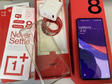 Oneplus 8 8/128, идеал, Snapdragon 865, 90гц, андроид 11