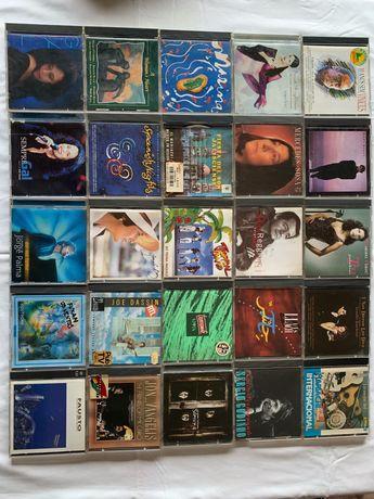 Coleção 197 Cds imperdíveis world music, portuguesa e clássica