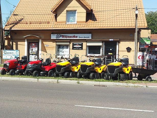 Traktor Ogrodowy Stiga 5092 HW Made In Italy