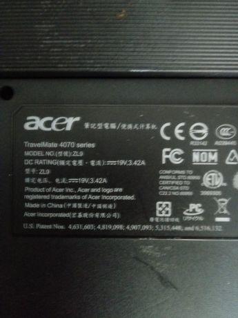Laptopy Acer i DELL