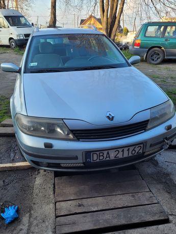 Renault Laguna ii części