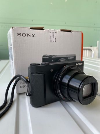 Компактная камера Sony DSC-HX90