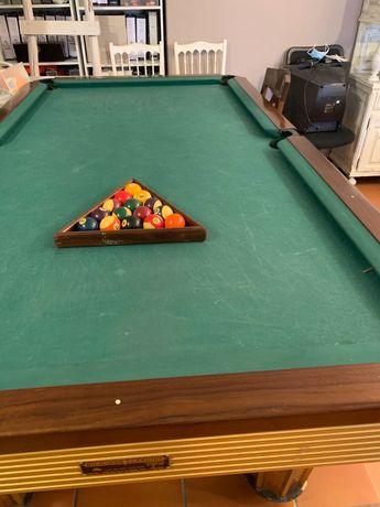 Mesa de snooker, valor normal à venda por aqui é de 1500€ faço a 950€