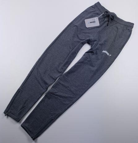 Gymshark spodnie dresowe joggery fit bottoms r. S nowe