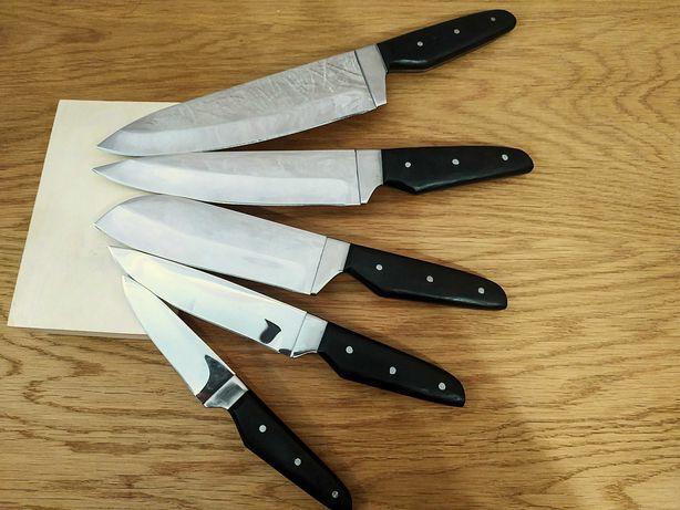 Кухонный шеф набор Поварской ручной работа 95х18.
