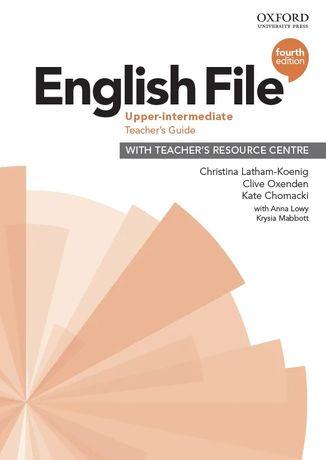 Podręcznik nauczyciela english file upper intermediate 4th edition