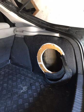 Короб для сабвуфера Рено лагуна, Renault