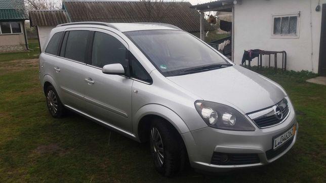 Opel Zafira 1.8 Benzin
