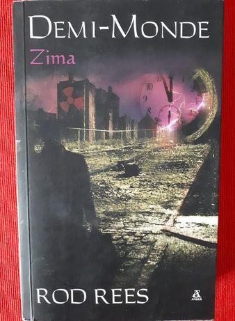 Demi-Monde Zima Rod Rees sci-fi