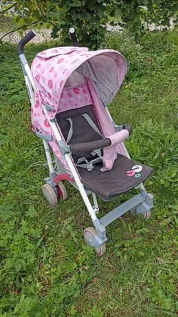 Прогулянкова (прогулочна) коляска Babyhit rainbow для дівчинки