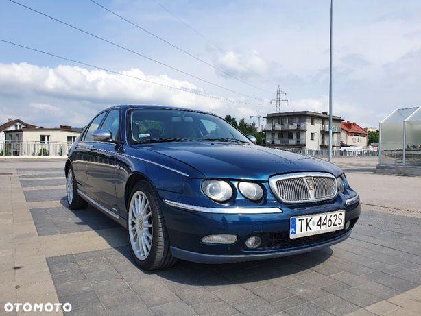 Rover 75 XENON OBNIŻONE ZAWIESZENIE Roleta Koła18 1 właściciel od 5 lat
