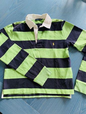 Polo Ralph Lauren bluza z kolnierzykiem idealny stan