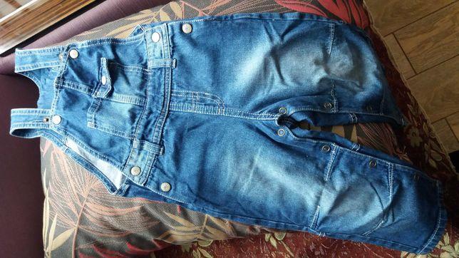 Комбінезон джинсовий для хлопчика чи дівчинки