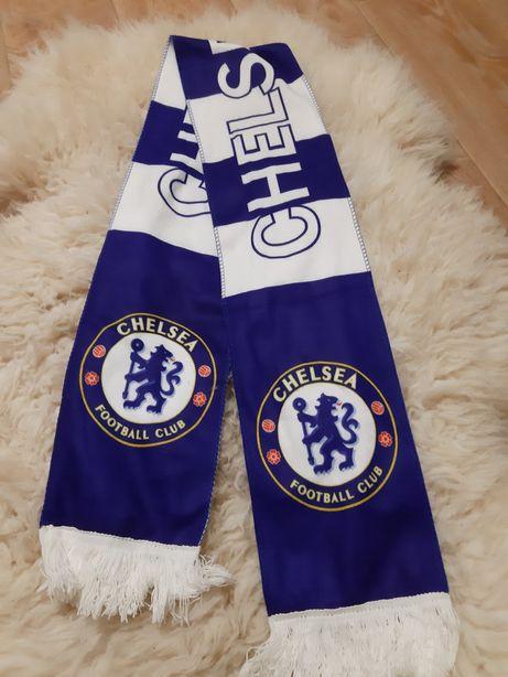 Шарф роза ФК Челси FC Chelsea