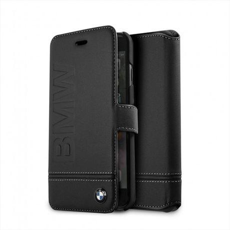 Etui Book BMW BMFLBKI8LLSB do iPhone 7/iPhone 8 czarny/black