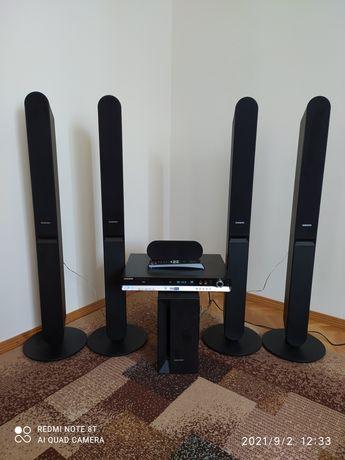 Домашний кинотеатр Samsung HT-TX25 5.1 600Вт. акустическая система