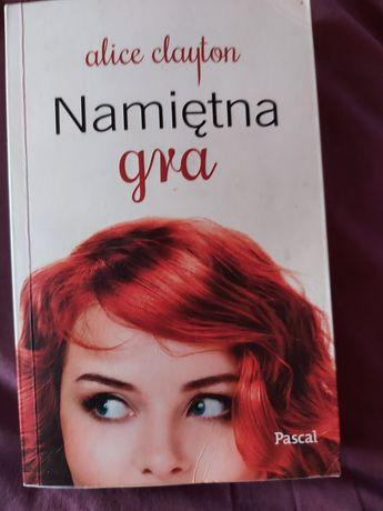 NAMIĘTNA GRA, Romans, Literatura kobieca