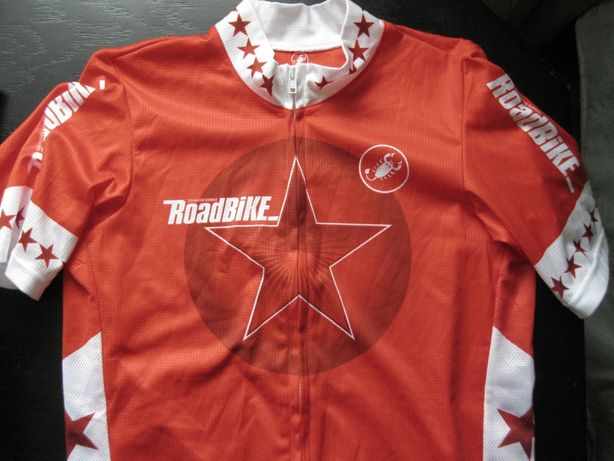 CASTELLI koszulka rowerowa Castelli M Trykot nowa