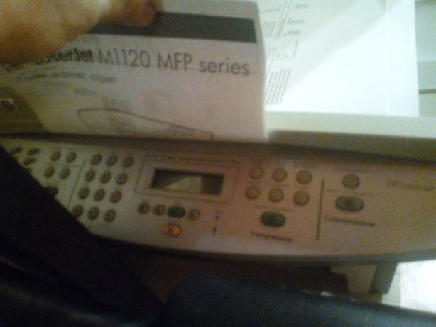 МФУ HP LJ 3055 сетевое , отпечатало 45311 страниц
