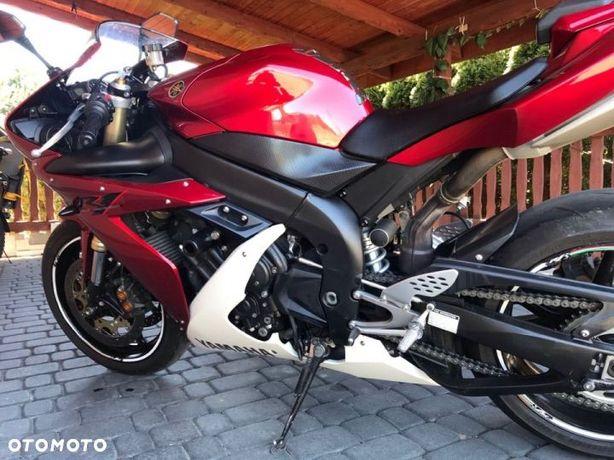 Yamaha R1 Piękna, zadbana i bardzo mocna R1 RN12