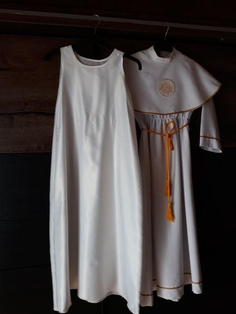 Sukienka Alba komunijna