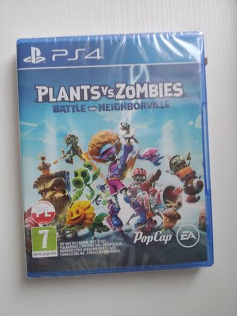 Plants vs zombies battle for neighborville PS4 NOWA