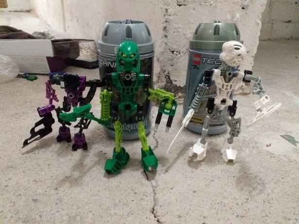 Bionicle Lego cały zestaw klocki lego