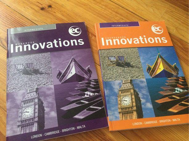 Innovations английская книга и тетрадь для учебы