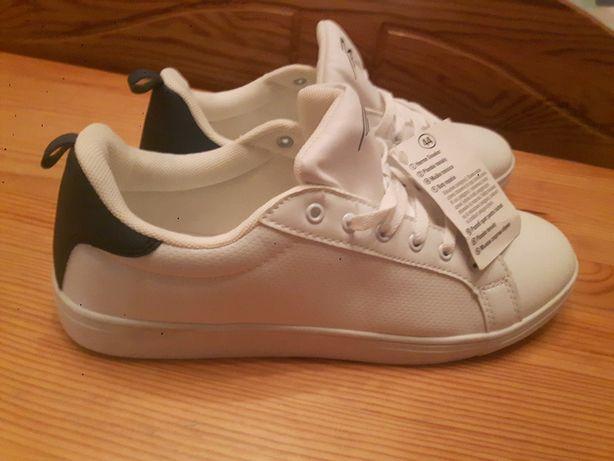 Buty białe rozmiar 44 NOWE