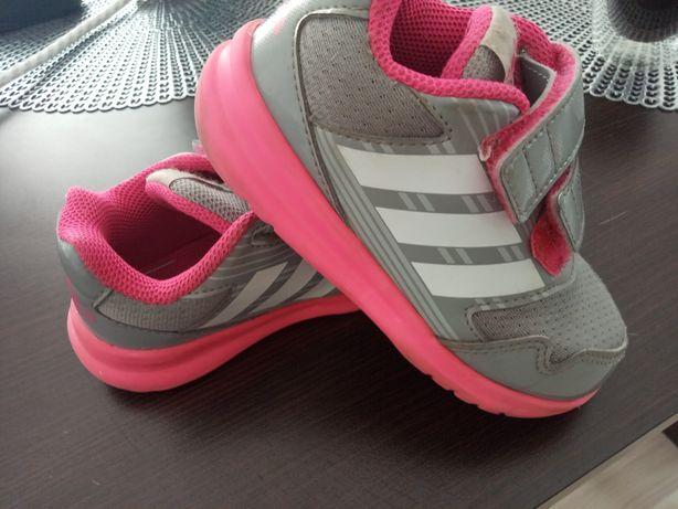 Buciki Adidas roz 25