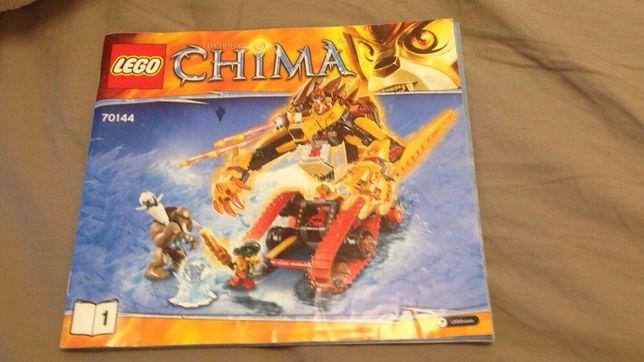 Лего 70144