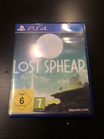 Gra Lost Sphear na konsolę PS4 rpg