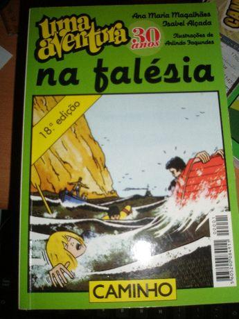 Uma aventura - 2 histórias num só livro (vários livros)