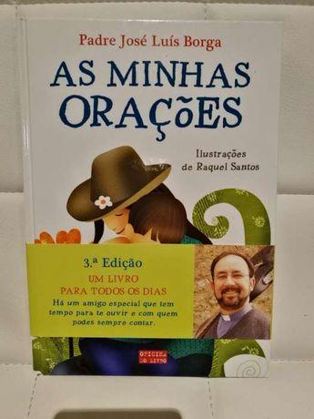 Livro As Minhas Orações do Padre José Luis Borga