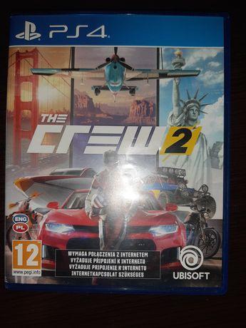The crew2  gra ps4