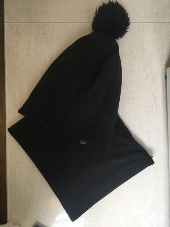 Zestawy zimowe czapka + komin lub szalik firmy All for kids i inne